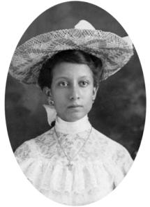 Maria Luisa - c. 1914